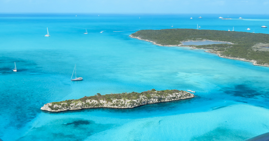 One Day trip to Bahamas from Miami Florida with Bahamas Air Tours. Bahamas Day Trips and Island hopping tours from Florida.