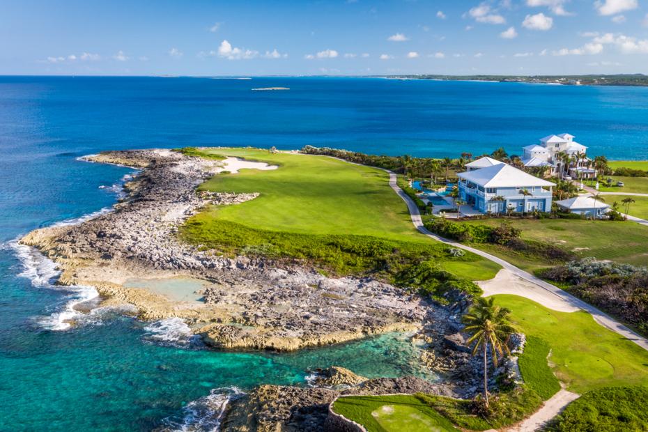 Flights to Exuma Bahamas with Bahamas Air Tours, Private Air Charter.
