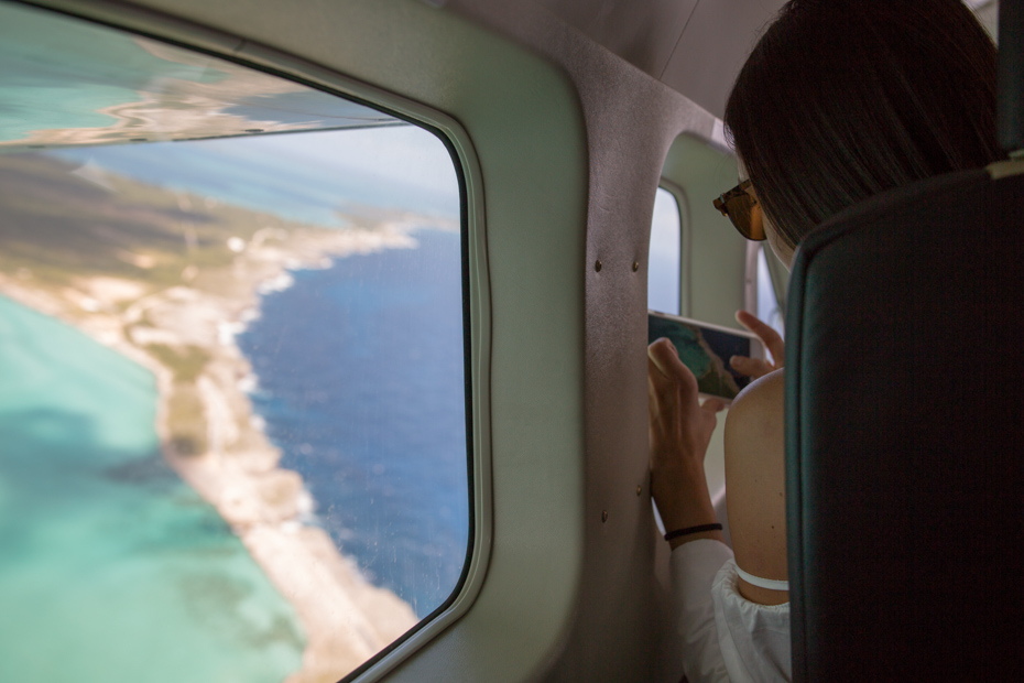 Flights to North Eleuthera Bahamas and see the Glass Window Bridge on Eleuthera Island on a Bahamas air charter of north eleuthera flights with Bahamas Air Tours.