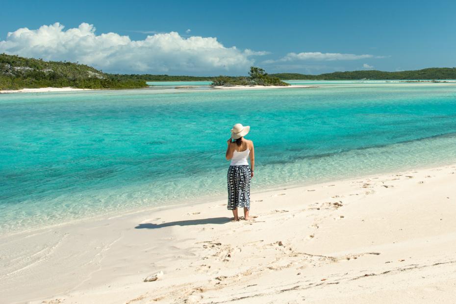Long Island Bahamas Tour with Bahamas Air Tours, flights from Florida to Long Island Bahamas