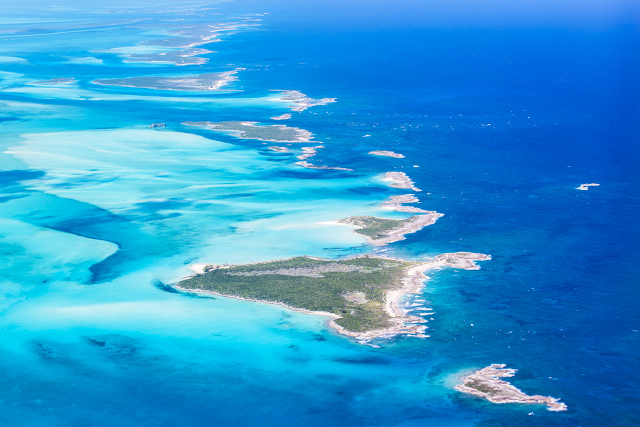 Things to do in Exuma on a Bahamas Day Trip with Bahamas Air Tours. Explore the Bahamas from above with their new flights from Florida to Bahamas by Plane and the the first Day Trip to Bahamas from Miami.