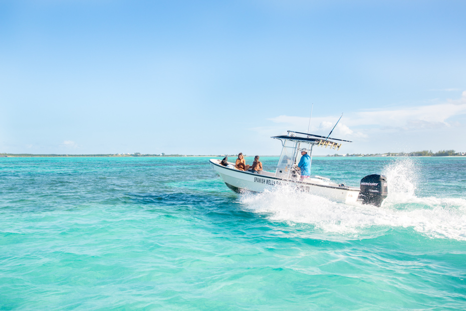 Bahamas Charter Boat to visit Staniel Cay and the Exumas.