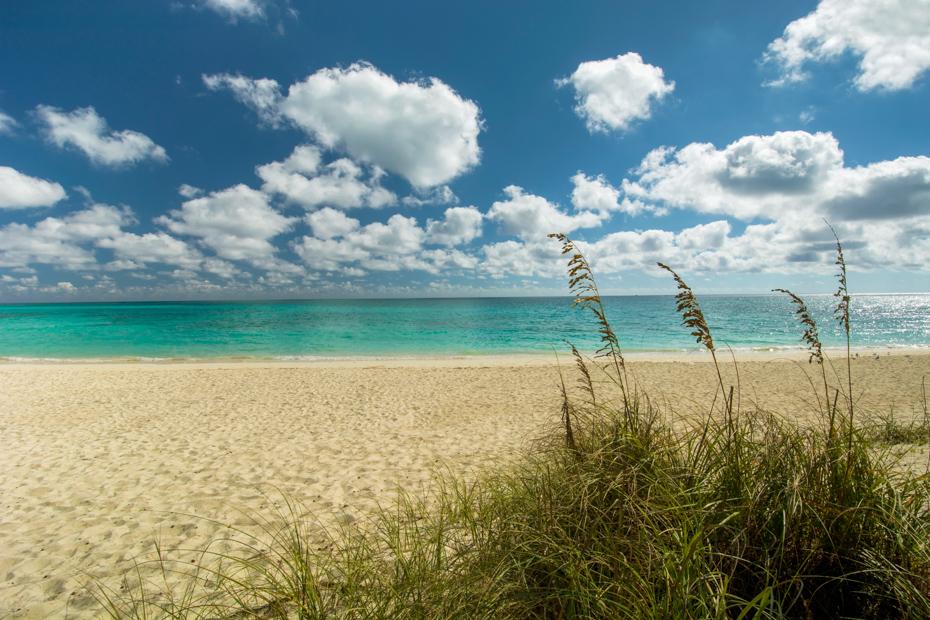Freeport Bahamas Beaches on Grand Bahama island in the Bahamas.