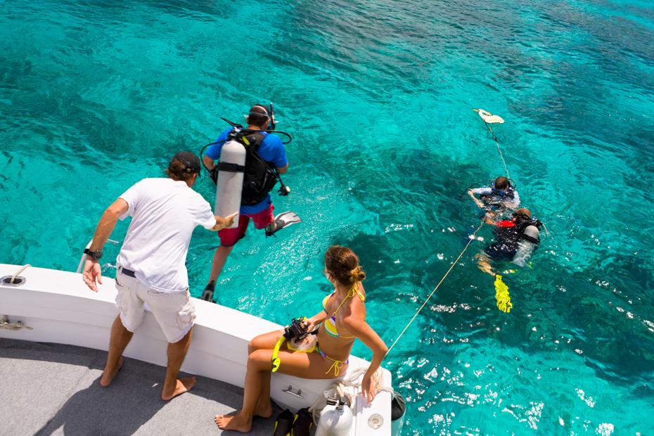 Nassau Scuba Diving Trip in the Bahamas