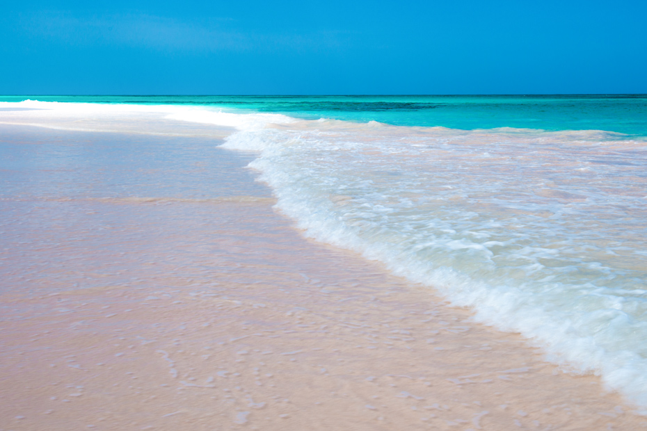 Harbour Island Bahamas Pink Sands Beach