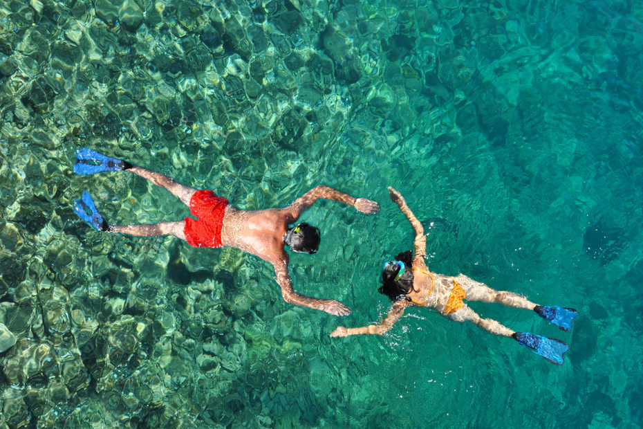 Snorkeling Nassau Bahamas and Paradise Islnad. Find the best snorkeling in Nassau.