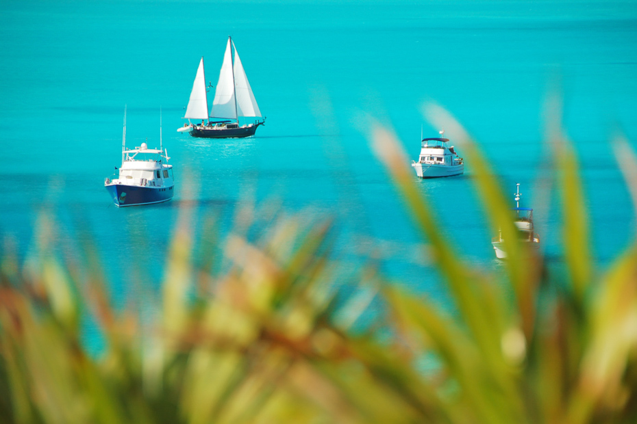 Things to do in Exuma at Stocking Island on a Bahamas Tour.