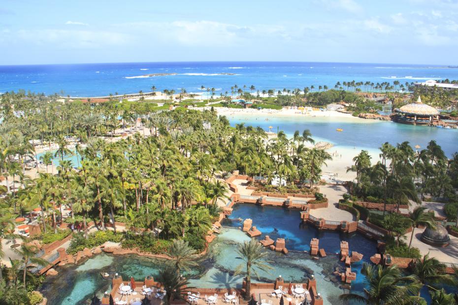 Aquaventure at Atlantis hotel Bahamas is a fun-filled day for everyone. Stay on Atlantis Paradise Island and relax on Atlantis Bahamas Beach.