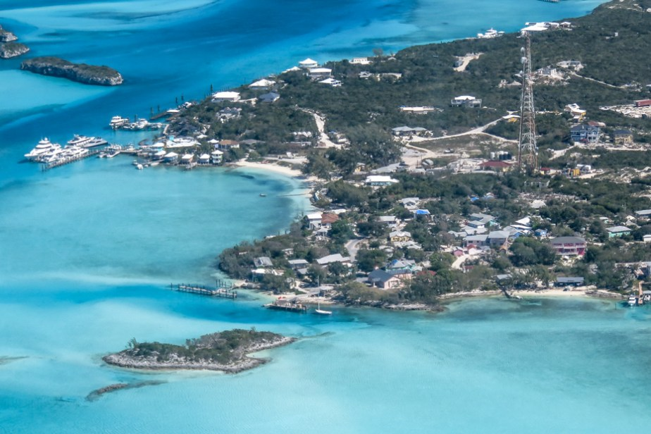 Staniel Cay Bahamas - An exotic paradise in the Exuma Islands