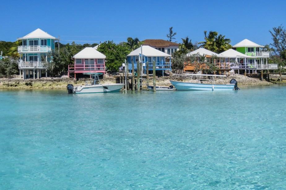 Staniel Cay Bahamas - An exotic paradise in the Exuma Islands