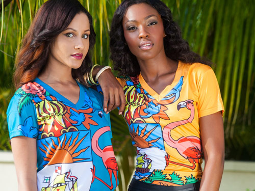 A New Bahamian Clothing Line Makes its Debut Bahamas News