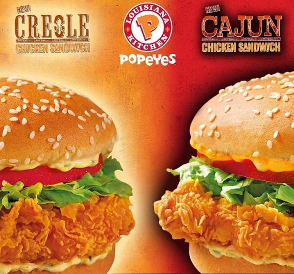 popeyes chicken sandwich Popeyes Bahamas - Nassau - Nassau / Paradise Island, Bahamas