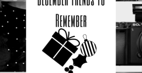 December Trends To Remember : Gift Guide