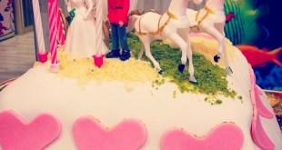 4 yaş pastası