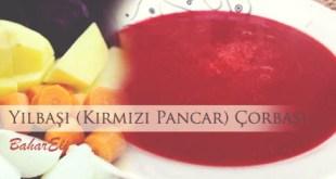 kırmızı pancarlı yılbaşı çorbası