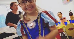 Asya'nın 5 yaş partisi - Pamuk Prenses
