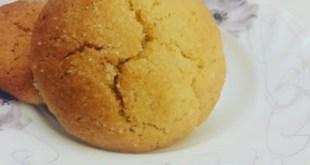 Sütsüz portakallı kurabiye