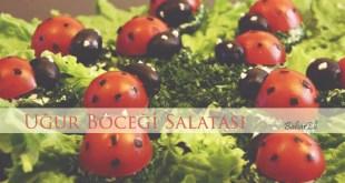 Uğur böceği salatası