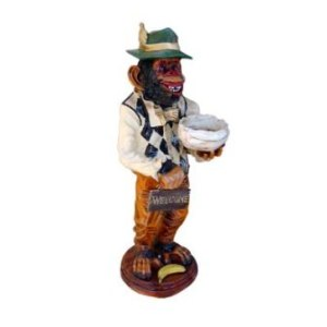 Kaseli Maymun Maketi