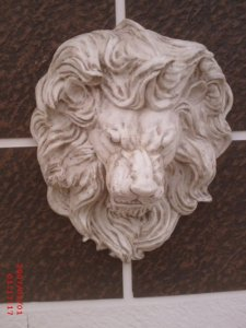 Büyük Aslan Rölyef