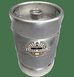 barril keg 10 litros bahia malte