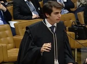 Aos 18 anos, advogado é o mais jovem a defender caso no STF