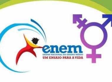 Prazo para solicitar uso do nome social no Enem termina neste domingo