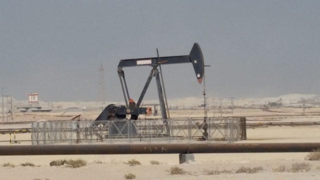 Ölpumpe in Bahrain