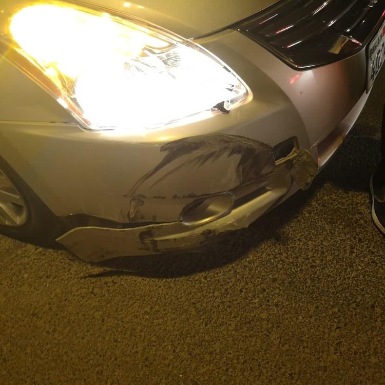 Nissan Altima 2.5 Unfallschaden