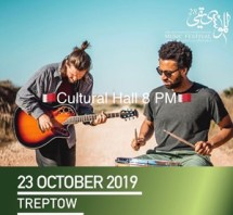 Treptow Music in the Cultural Hall Manama