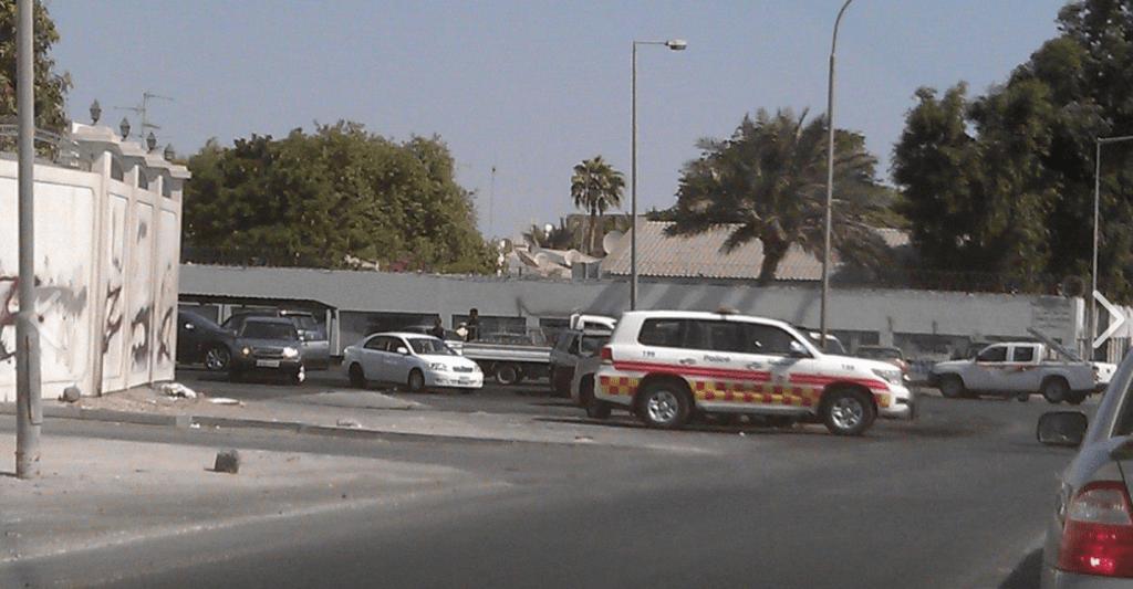 Polizei in Bahrain