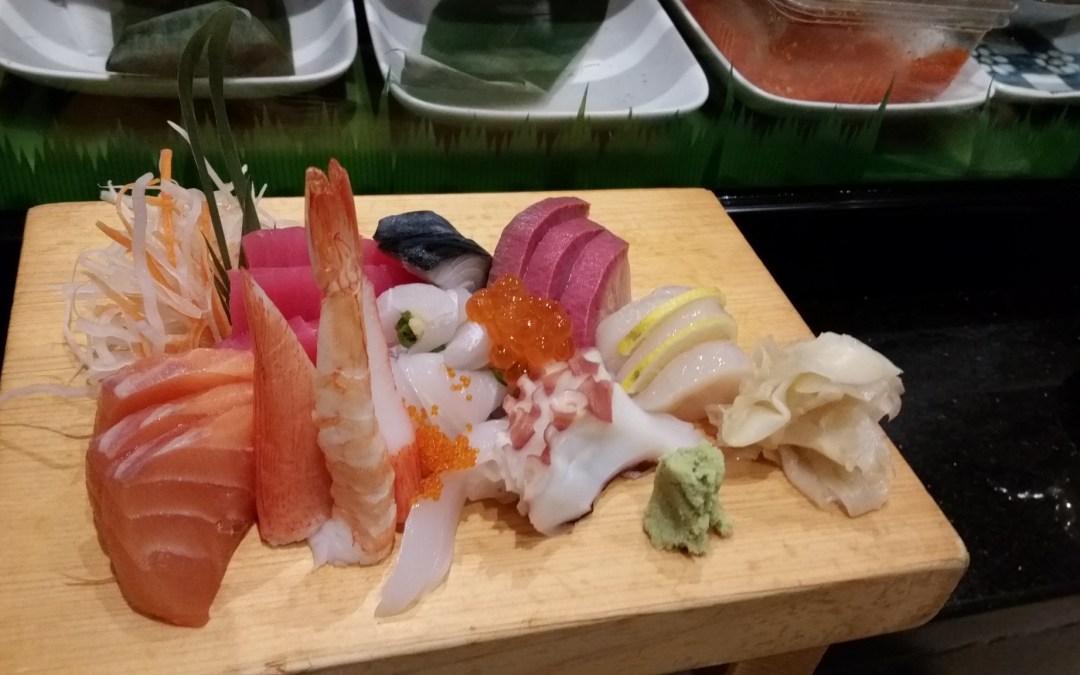 Endlich: Essbares Sushi