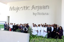 Majestic Arjaan Rotana Wins Luxury Serviced