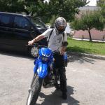 Yeni motorum Yamaha XT 125 R