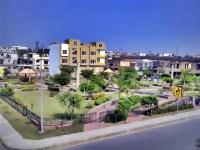 1 Kanal CORNER PARK FACE plot for sale in bahria town