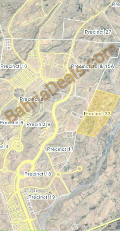 BTK Precinct 33 suggested Map