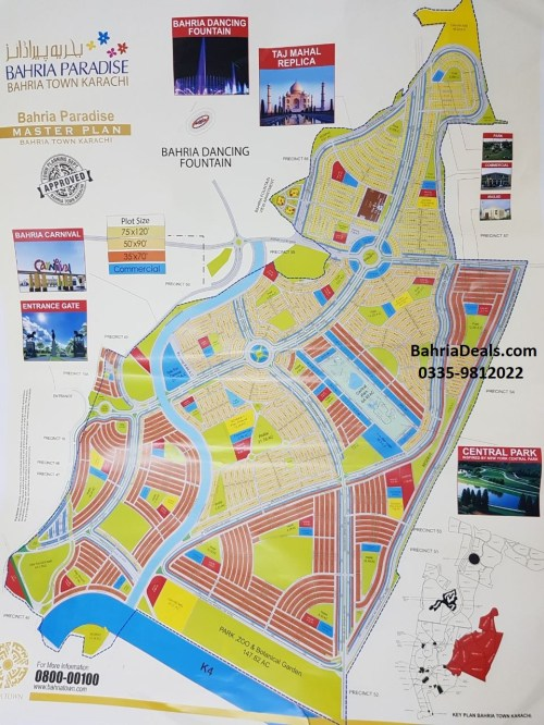 Bahria Paradise Investment Plan