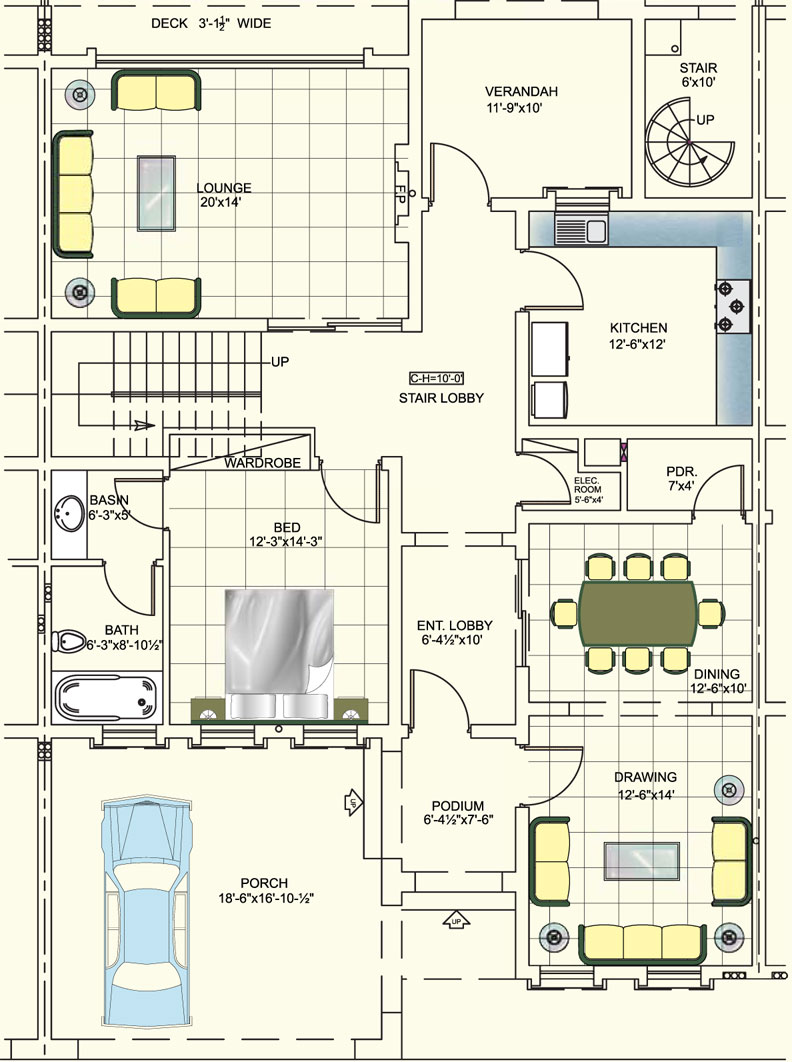 Best house map design images for Best house design map