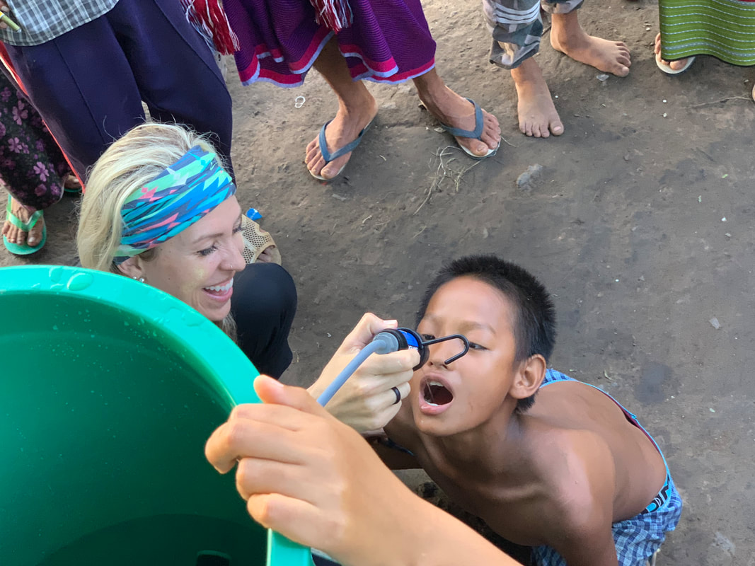 Sage's Safe Water Project - Baht Babies Inc.
