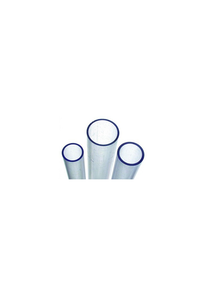 tube pvc pression transparent