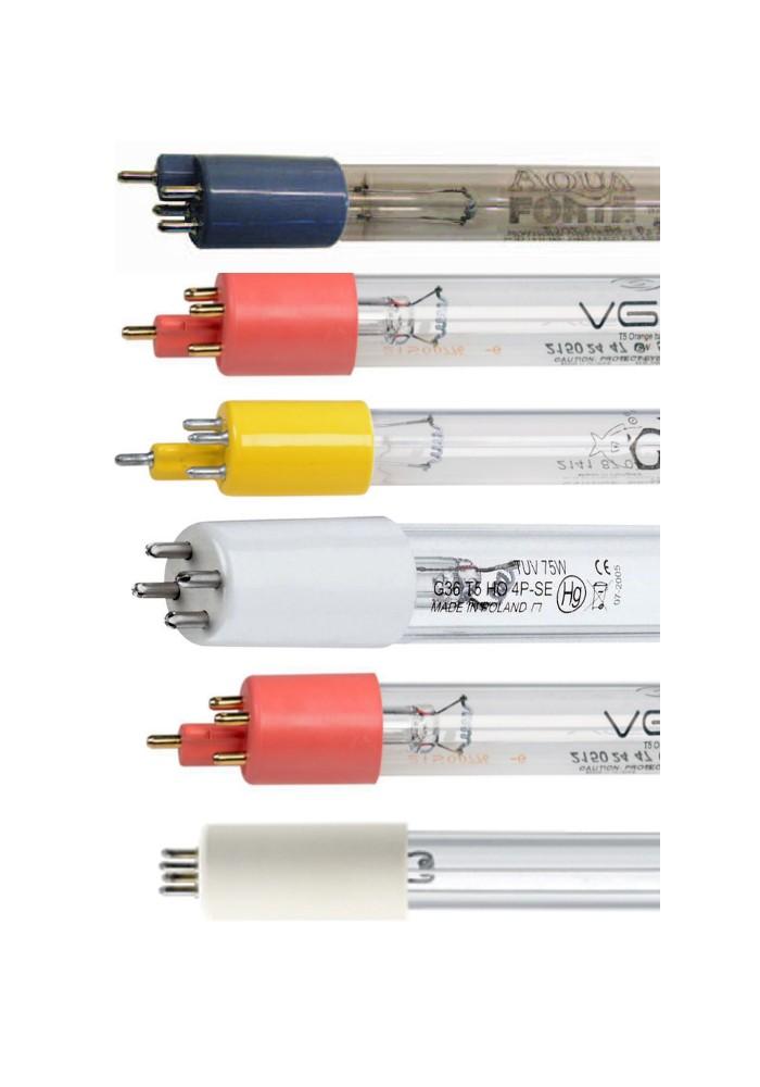 ampoule uv t5 pour clarificateurs uv de bassin et piscines bio