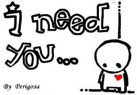 I NEED YOU LORD…