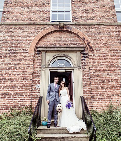 red brick wedding thwaite mills wedding venue Leeds