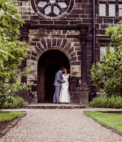 East Riddlesden Hall weddings