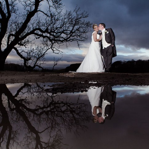 Coniston hotel wedding photographer