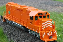 1 Scale Trains - Year of Clean Water