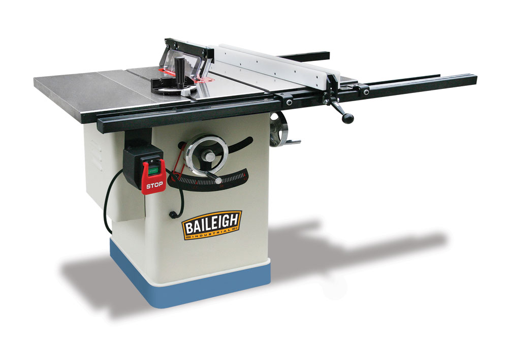 Entry Level Cabinet Saw  Starter Table Saw  Baileigh