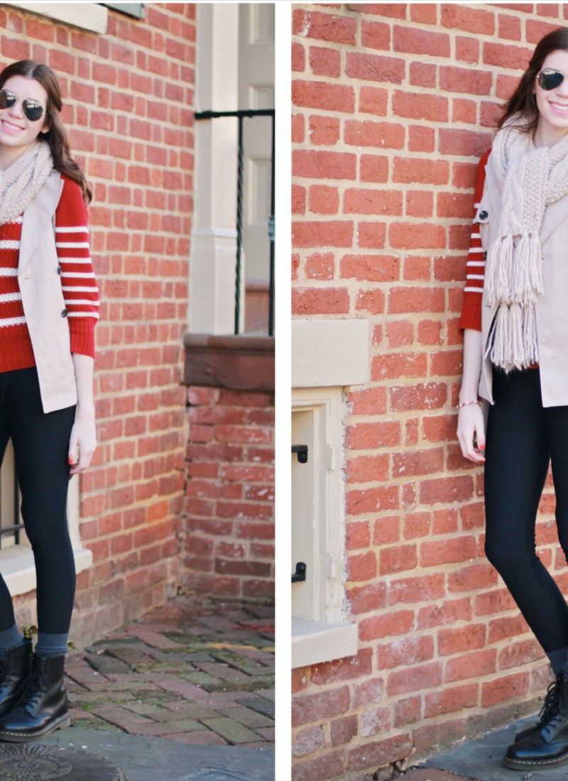 OUTFIT OF THE DAY – FOR 1/19/13