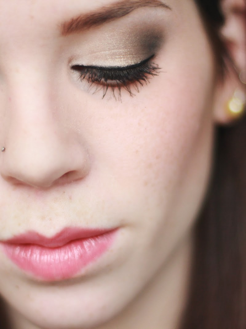 MAKEUP OF THE DAY – 2/5/13
