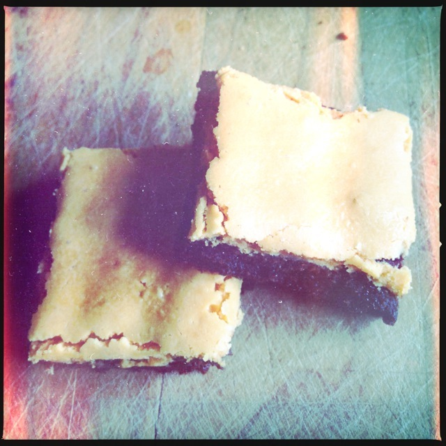 CREAM CHEESE BROWNIE RECIPE